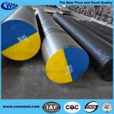 Placa de acero/acero frío 1.2379 del molde del trabajo de la barra redonda