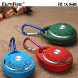 Nuevo diseño de moda impermeable al aire libre portátil inalámbrico Bluetooth colgando de la bolsa de altavoz para