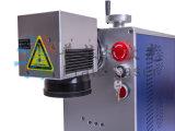 Máquina de la marca del laser del CO2 para la botella plástica