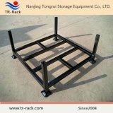 Cremalheira de aço de empilhamento de dobramento ajustável resistente com alta qualidade