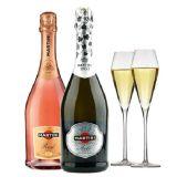 機械を縛るスパークリングワイン/シャンペン