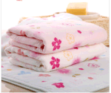 OEM хлопка стороны полотенце 100% Терри