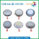 lumières de syndicat de prix ferme d'acier inoxydable de la lampe 316 de 18W 12V RVB DEL