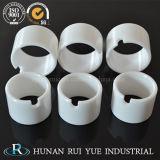 Tubi di ceramica di protezione della termocoppia di Zirconia
