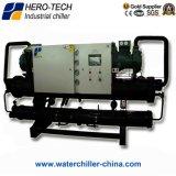 Watergekoelde schroef water Chiller voor Plastische Machine