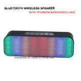 Популярный открытый аудио плеер Wireless Bluetooth громкоговоритель с лампами