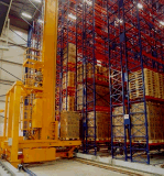 Automatisierungs-Lagerhauswesen (ASRS)