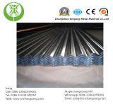 Гальванизированный рифленый лист, лист Corrugated цинка Coated стальной