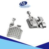 Monobloque de ortodoncia Mbt MIM Soportes Soportes de metal una pieza.