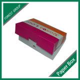 Custom напечатано картонную коробку для круглых