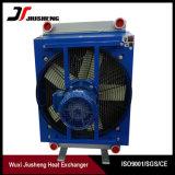 Refrigerador de petróleo hidráulico de aluminio bien diseñado de la aleta de la placa
