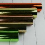 Lámina para gofrar caliente de la película de aluminio para el papel/PU/tela/certificado plástico