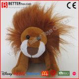 De leuke Gevulde Leeuw van het Stuk speelgoed van de Pluche van Dieren voor Baby/Jong geitje/Kinderen