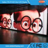 단계 사용을%s 실내 임대료 LED P6.25 풀 컬러 패널판