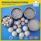 Sfera industriale dell'imballaggio della sfera di ceramica inerte come media di sostegno