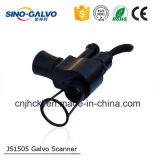 Explorador fraccionario médico portable del galvanómetro del CO2 de la abertura Js1505 de la viga del análogo 5m m del chino Galvo