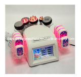 7No1 Sextupole Bipolar Tripolar fóton RF Lipo massajador de vácuo Laser & adelgaçante a máquina
