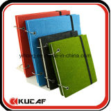 Anel Notebook Felt Cover Sketch Pad Book
