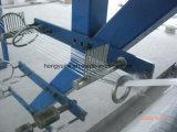Máquina de enrollamiento del filamento para la pequeña fabricación del tubo o del tanque de FRP