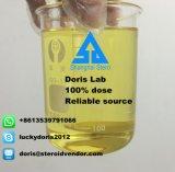 Leistungsfähiges fertiges Öl Masteron P 100mg Drostanolone Propionat für das Sperrig sein