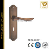 새로운 디자인 기계설비 손잡이 아연 격판덮개 자물쇠 손잡이 (7022-Z6101)