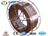 Le CO2 de la soudure fil Sodler en alliage de fil MIG ER70S-6m, fil machine, bobine