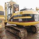 Segunda Mano maquinaria de construcción Japonesa antigua usadas de excavadora Caterpillar en buenas condiciones.