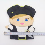 귀여운 아기 꼭두각시 샤워 선물 장갑 온천장 목욕 장난감 아이