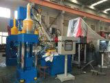 Máquina de la prensa de enladrillar para el desecho de aluminio