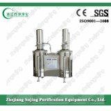 Dz en acier inoxydable série distillateur Distillerd double électrique de l'eau