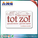 Cr80 Standard en PVC à bande magnétique Hico Loco Carte pour clé de l'hôtel, coloré de l'impression