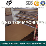 Flaches Paper Board Laminating Line mit Different Size