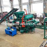 Block der Straßenbetoniermaschine-Qt4-20, der Maschine für Verkauf in UAE herstellt
