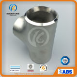 ASME B16.9 관 이음쇠 스테인리스 Wp316/316L 동등한 티 (KT0295)