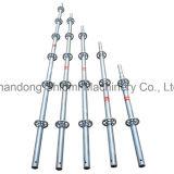 Camada de aço galvanizado para serviço pesado sistema de andaimes, fabricante de Shandong