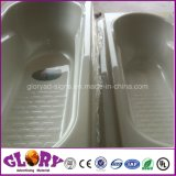 Strato acrilico bianco del grado sanitario di plastica dei prodotti per la stanza da bagno