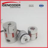 Тип Sensore40h8-500-3-T-24 Autonics, полый вал 8mm 500PPR, дифференциальный оптически роторный шифратор 24V