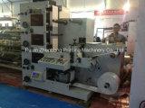 Machine d'impression flexographique Découpage et découpage de 4 couleurs