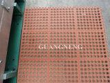 Le drainage Anti-Fatigue Pont de bateau Le tapis de sol en caoutchouc