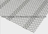 Рессорный экран тканью, углеродистой стали Self-Clean сетка