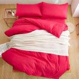 Ebayアマゾン最も売れ行きの良い固体Microfiberの寝具