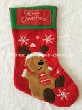 Los grandes mayoristas personalizados de Navidad calcetín de almacenamiento a granel Animal