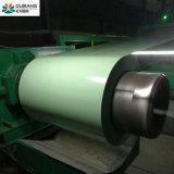 Le premier de la bobine d'acier galvanisé avec Papillon Imprimer