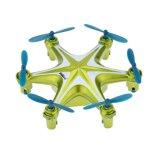 bourdon nano sans tête de rtf 3D RC mini Quadcopter d'axe de 522846-2.4G 4CH 6