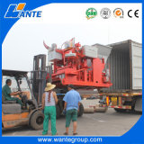 Máquina de fatura de tijolo automática do uso da manufatura Wt10-15 para Bangladesh