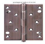 木のドア(3555-2BB)のためのAC終わりの倍のホックのヒンジ