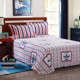 Luxury Design American Style Knitting machine Bed Linen