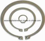 Grampo de retenção/anel de retenção/anel instantâneo (DIN471/DIN472/DIN6799)