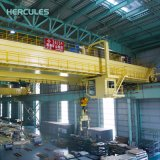 Электрический материалов 10 тонн двойной подкрановая балка мостового крана для отходов