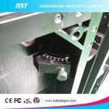 P3mm 임대 시장을%s 실내 풀 컬러 구부려진 발광 다이오드 표시